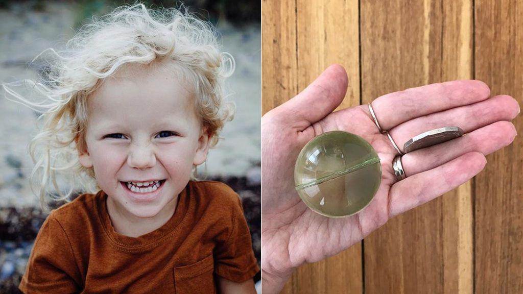 Muere un niño asfixiado al tragarse una pelota de goma