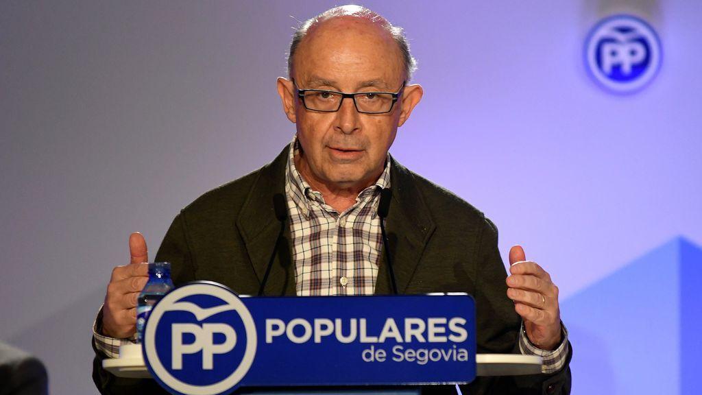 """Montoro anuncia que el superávit local se podrá usar en las """"grandes preocupaciones"""" de los ciudadanos"""