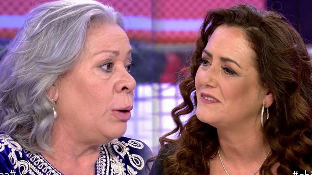 Mentirosa, acaparadora y con ganas de fama: Rocío Cortés define a Gahona
