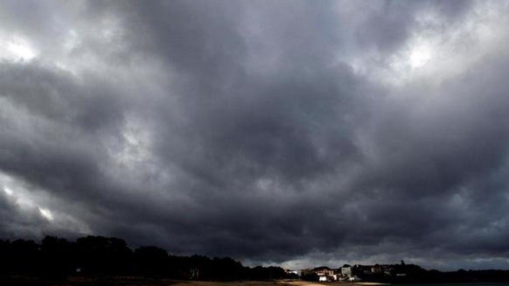Las rachas de viento alcanzan los 149,5 km/h en Orduña (Vizcaya)