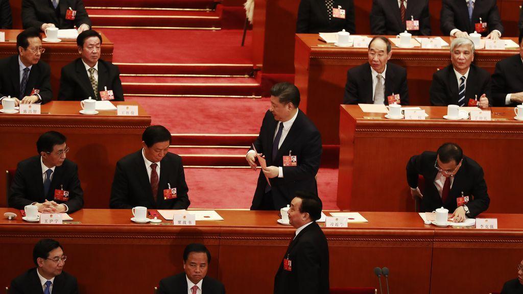 El Parlamento chino aprueba la eliminación del límite de mandatos presidenciales