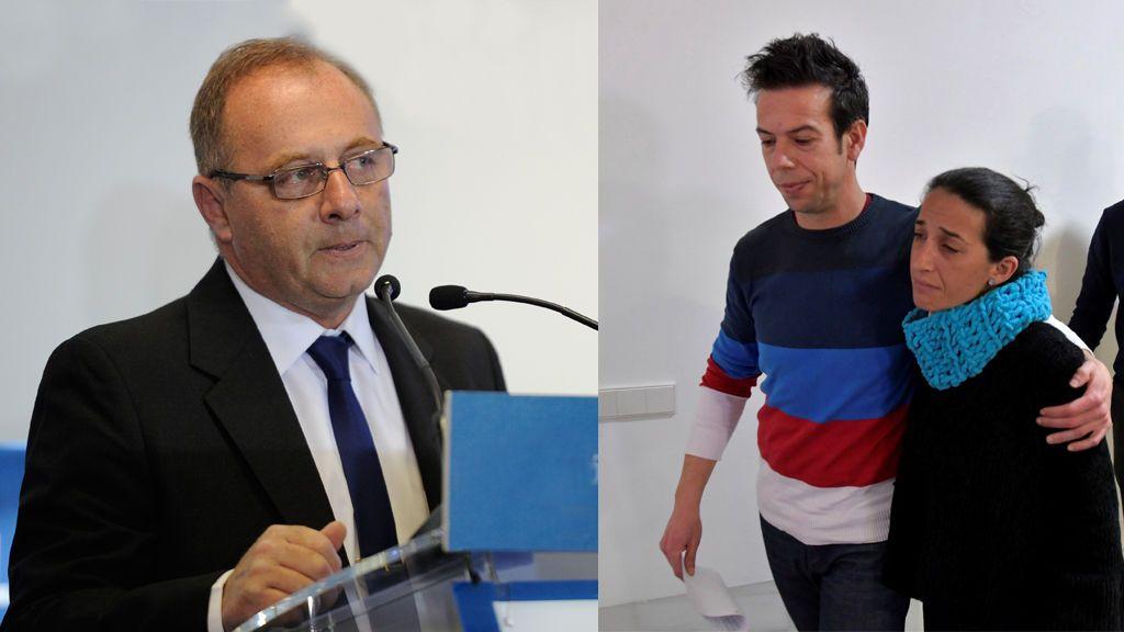 "El padre de Marta del Castillo felicita a la ""grandísima"" Guardia Civil por el caso de Gabriel"