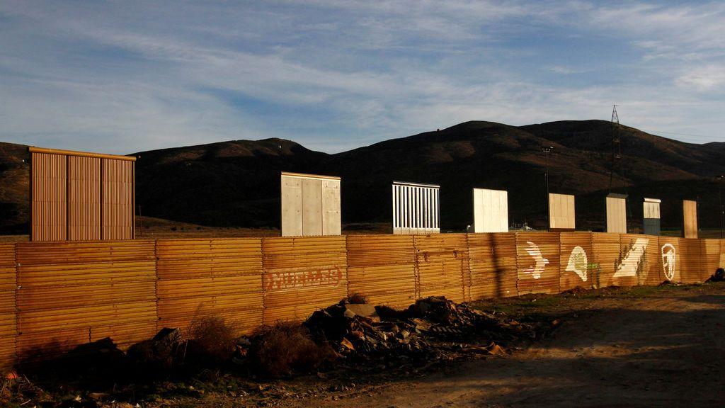 Trump asegura que rechazó las demandas de Peña Nieto relativas a la construcción del muro