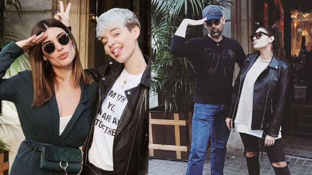 ¡Quedada de parejas 'influencers'!: Laura Escanes, Risto, Dulceida y Alba Paul se van de comida