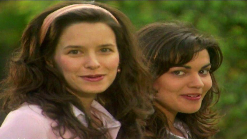 """Lara Álvarez recuerda el 'Amo a Laura' y se lo baila a Calleja: """"Estaba en una Universidad del Opus y se enfadaron"""""""