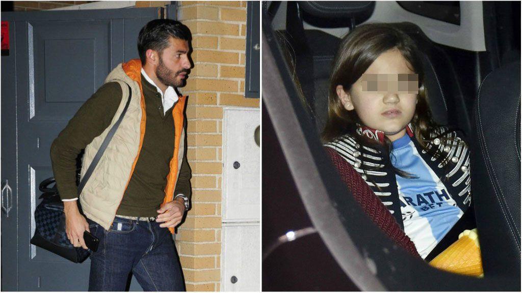 Camiseta del Málaga y más sospechas de que hay 'buen rollo' entre Daniella Bustamante y Miguel Torres