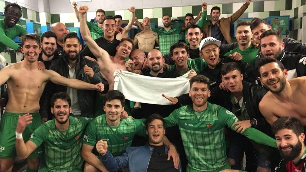 El Cornellá condena en un comunicado la agresión de su director deportivo al del Lleida en el túnel de vestuarios
