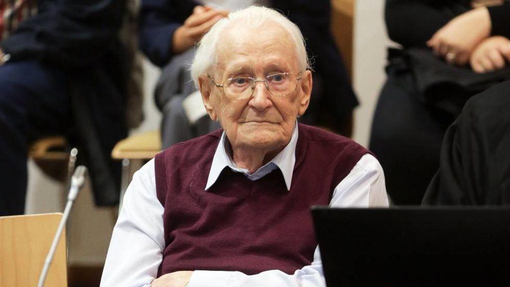 Fallece a los 96 años de edad el 'contable de Auschwitz'