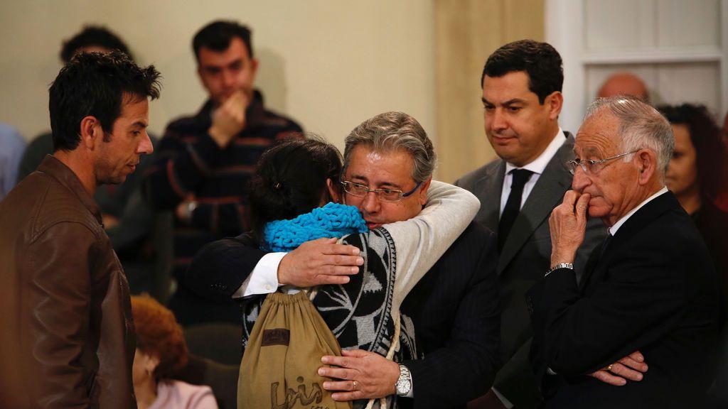 Último adiós a Gabriel Cruz