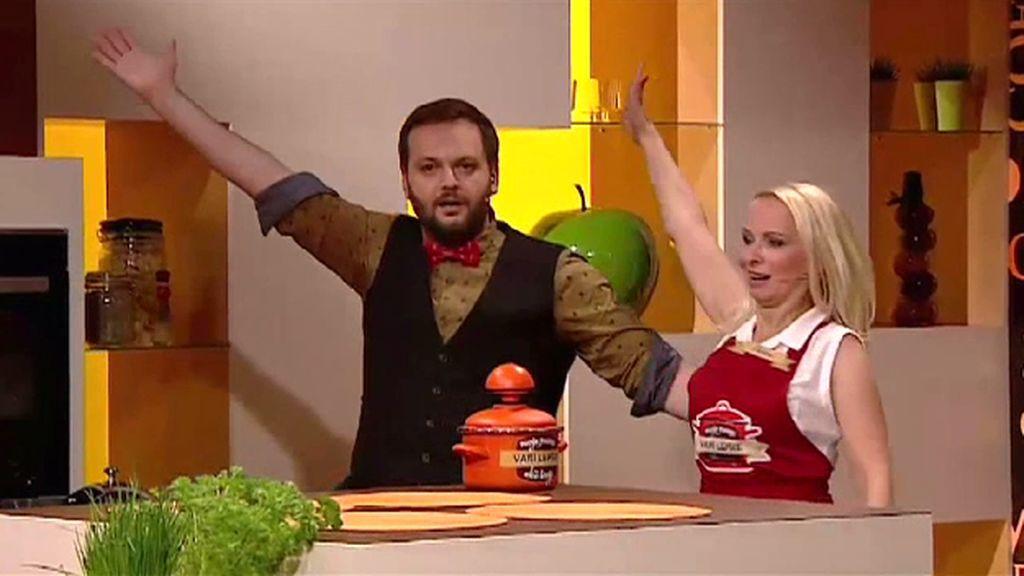 ¡Demuestra quién manda en la cocina en 'Mi madre cocina mejor que la tuya'!