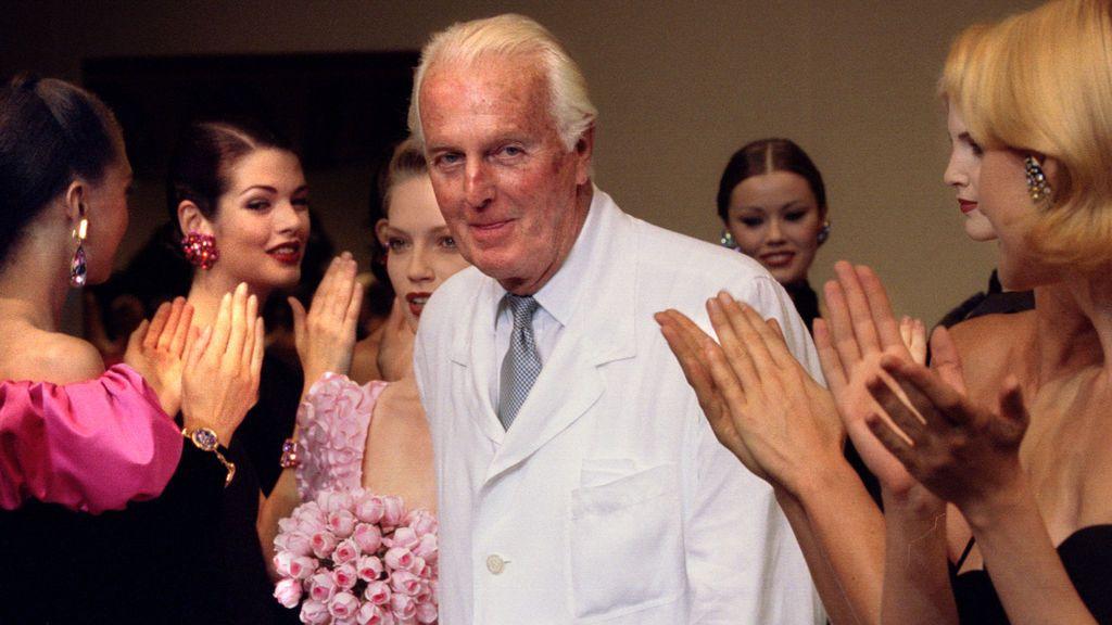Muere a los 91 años el diseñador de moda Hubert de Givenchy