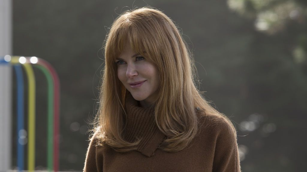 Nicole Kidman, en 'Big little lies'.