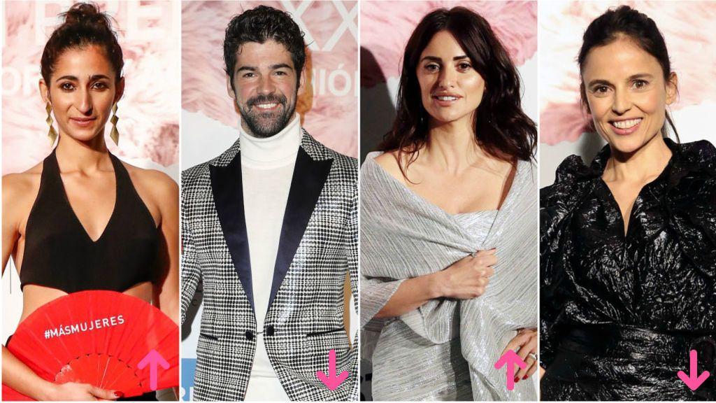 Aciertos y errores de los Premios Unión de Actores 2018