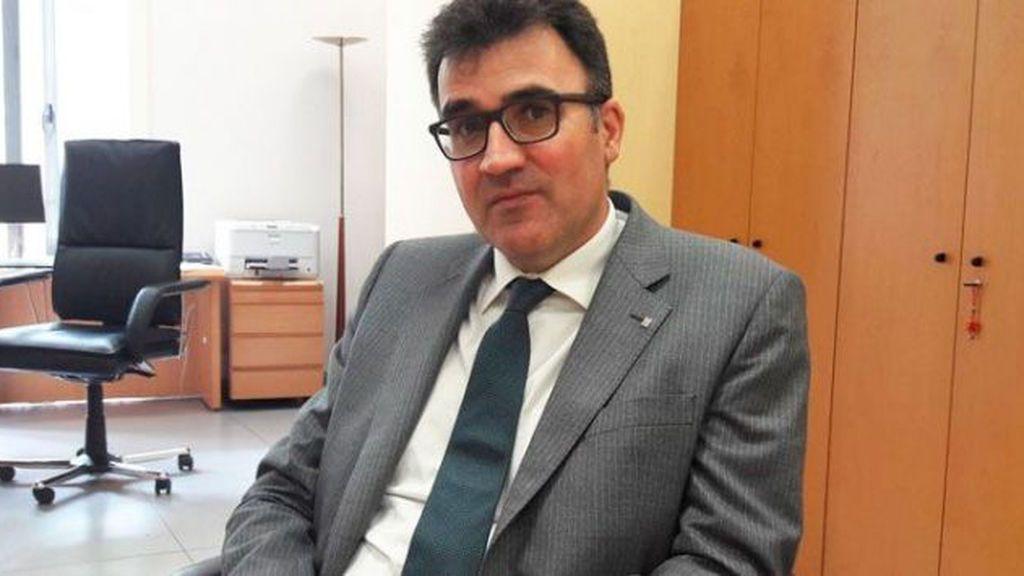 ERC abre expediente informativo al diputado Lluís Salvadó