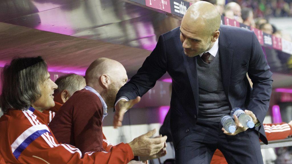 """El médico del Bayern de Munich carga duramente contra Guardiola: """"Es una persona con una baja autoestima"""""""