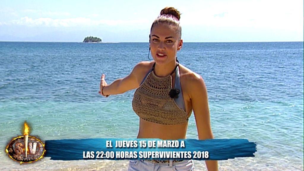 """Lara Álvarez, ante """"la edición más complicada de toda la historia"""" de 'Supervivientes'"""