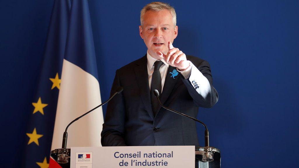 """Francia reclamará millones de euros a Apple y Google por prácticas comerciales """"abusivas"""""""