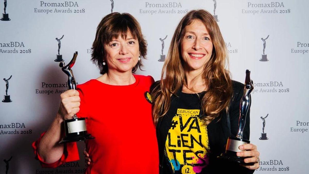 'Se buscan valientes' obtiene el PromaxBDA de Plata a la Mejor Música de una campaña de televisión