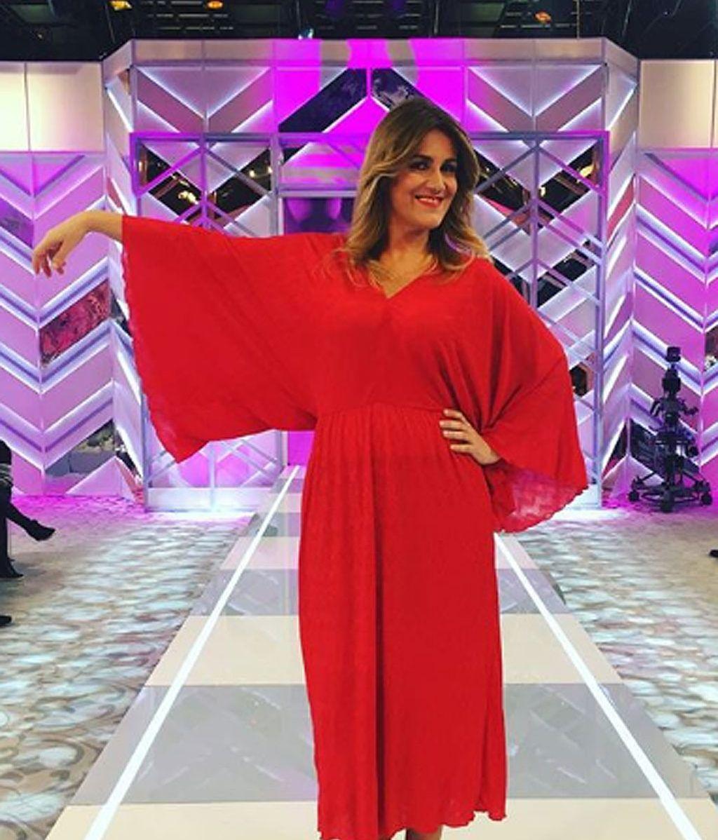 7 outfit top de Carlota Corredera
