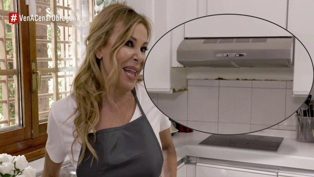 El pr ximo proyecto de ana obreg n tras ganar 39 ven a cenar - Ana en la cocina ...