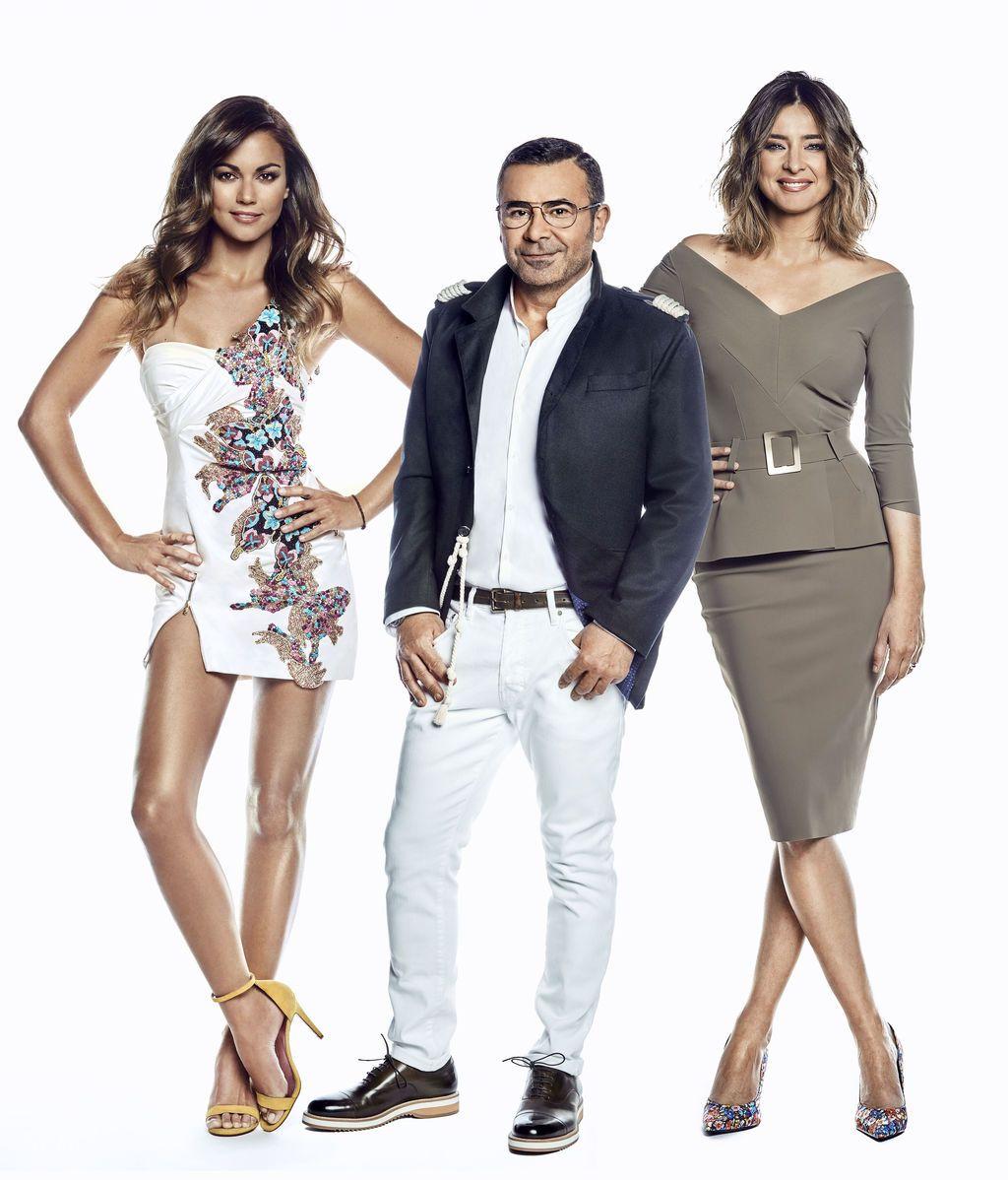 Jorge Javier, Sandra Barneda y Lara Álvarez: Los presentadores de 'SV' ya están preparados