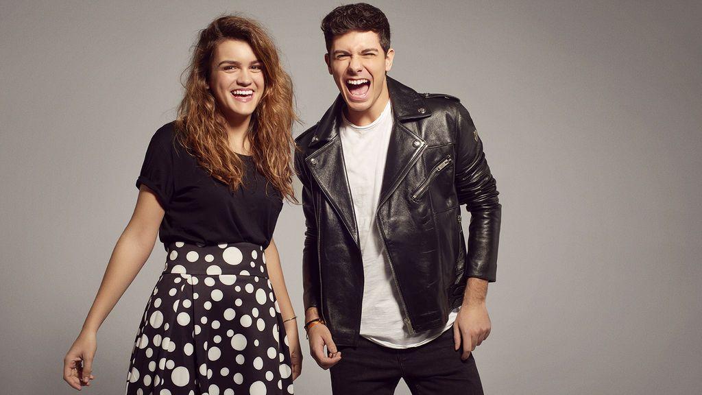 Amaia Romero y Alfred García representan a España el 12 de mayo en el festival de Eurovisión 2018 con 'Tu canción'.