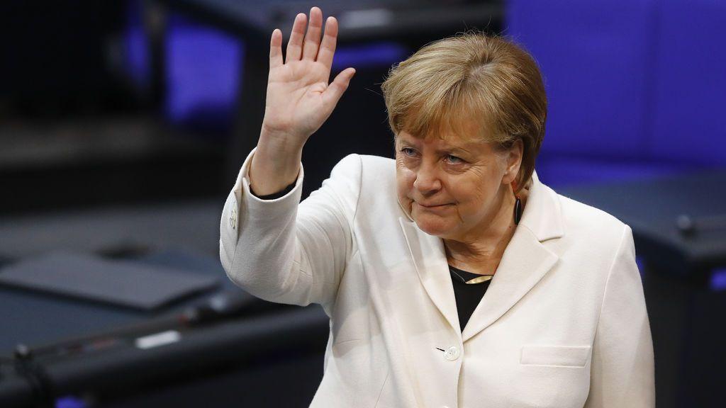 La Policía alemana arresta a un hombre por gritar 'Ala es el más grande' a Merkel