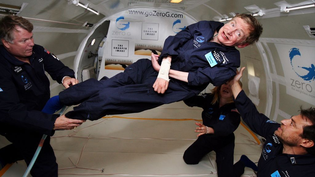Nueve citas imprescindibles de Stephen Hawking