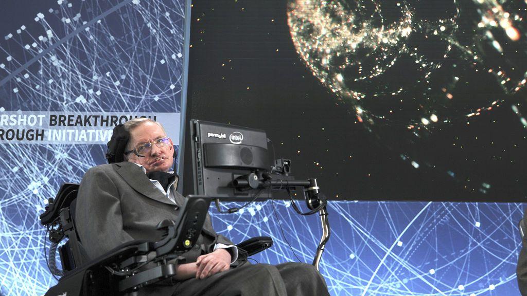 Lo que Stephen Hawking quería que se leyera en su lápida