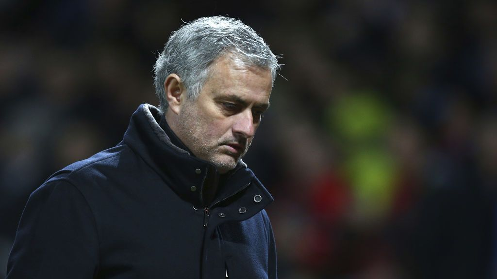 "Mourinho: ""El Sevilla ha tenido la suerte de marcar"""