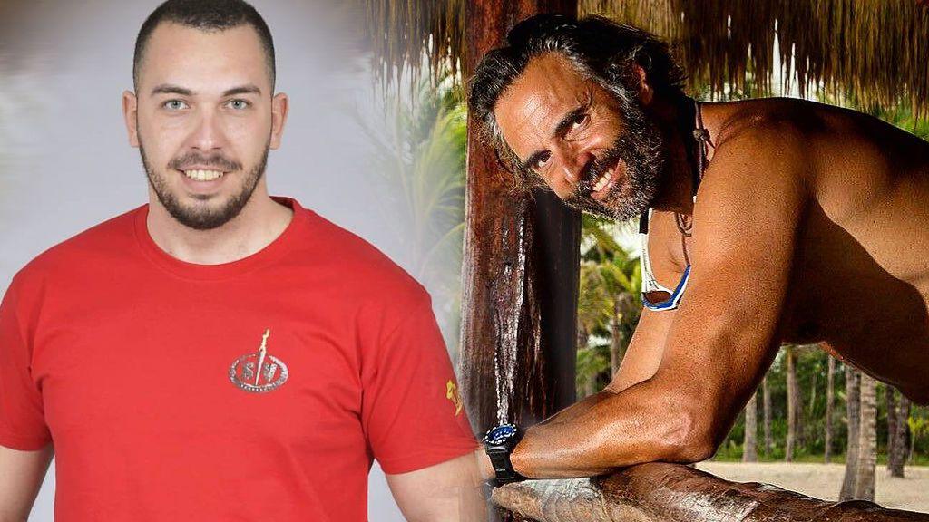 """""""Espero que la Isla le castigue"""" Rafa Lomana arremete duramente contra Alberto Isla antes de la gala 'SV'"""
