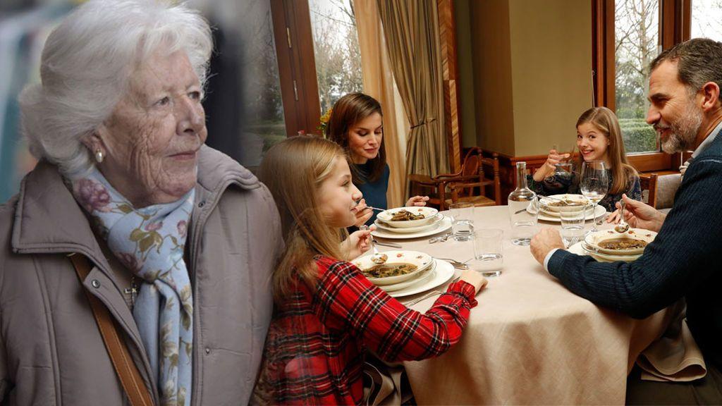 """""""Están locos por sus hijas"""" y más intimidades de la familia real, contadas por la abuela de Letizia"""