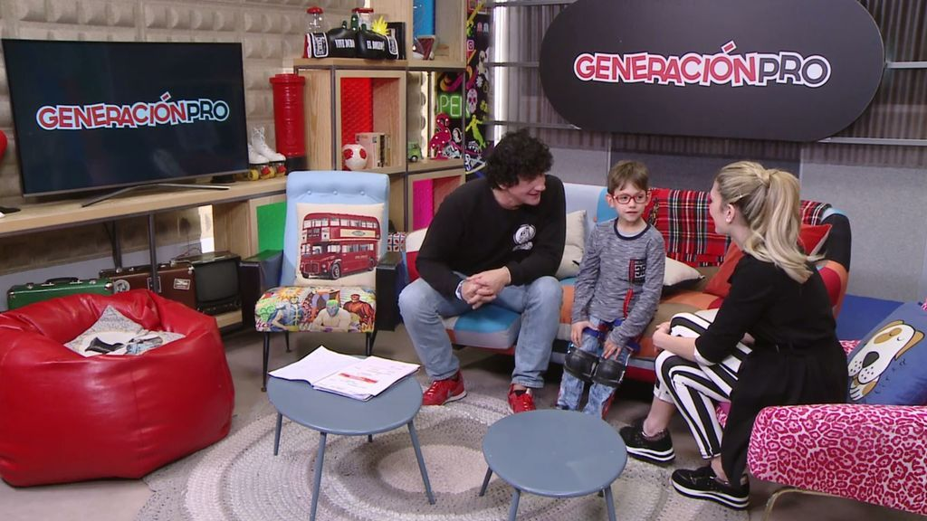 Vuelve a ver el programa íntegro de Generación Pro (15/03/2018)