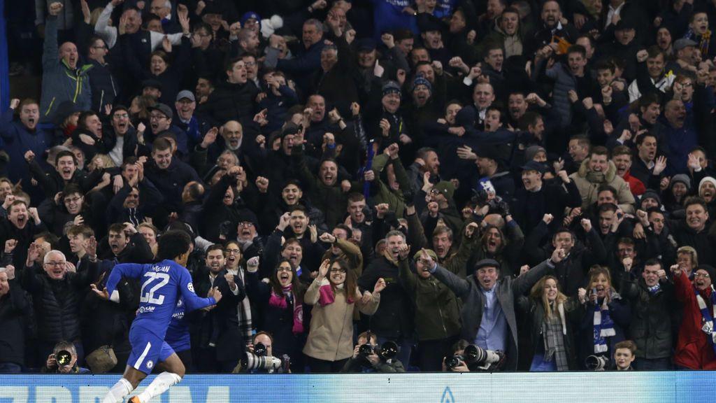 Aficionados del Chelsea denuncian agresiones de miembros de seguridad del Barça en el Camp Nou