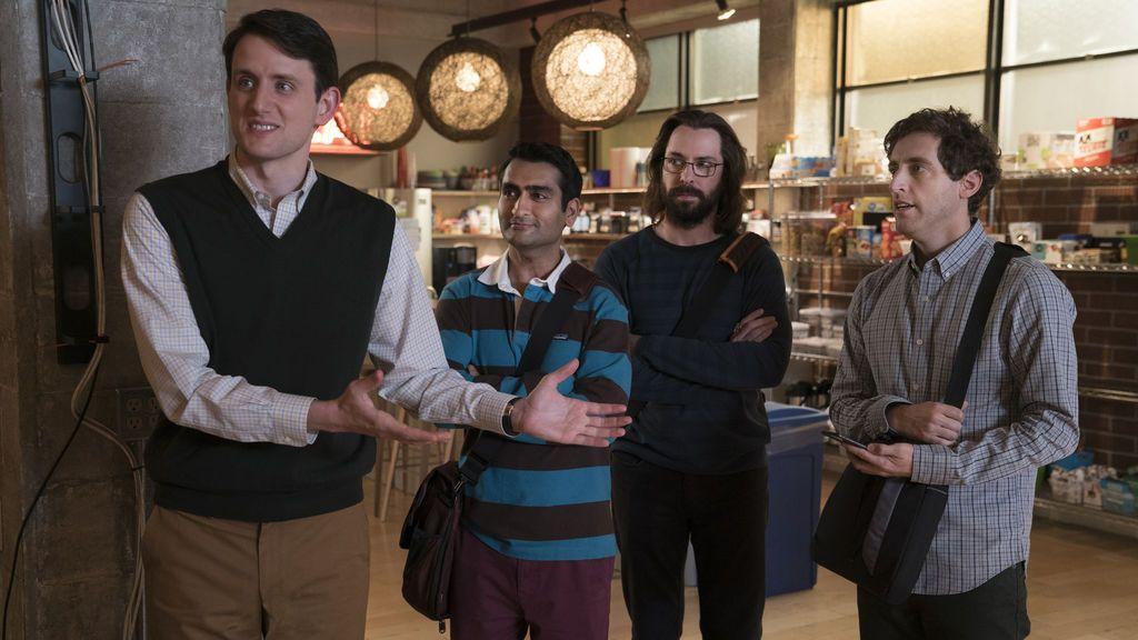 Imagen de la quinta temporada de 'Silicon Valley'.