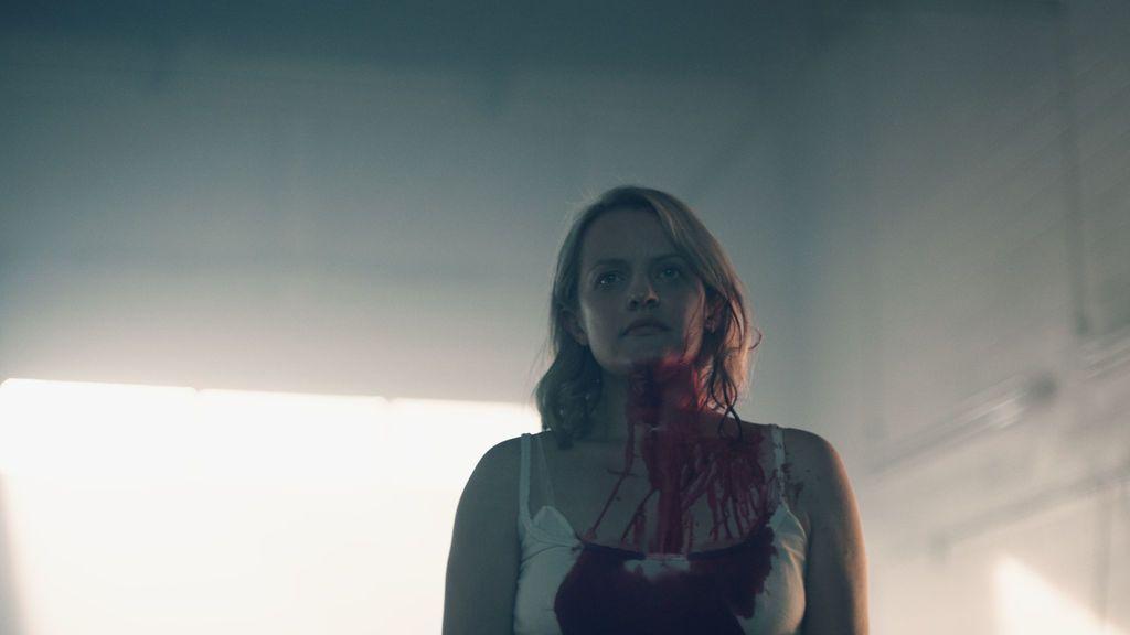 Imagen de la segunda temporada de 'The handmaid's tale'.