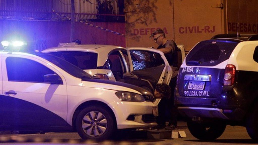 Asesinan a tiros a Marielle Franco, concejala y activista brasileña