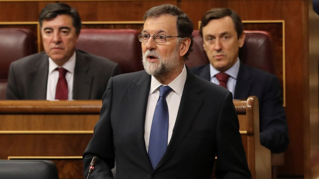"""Rajoy no ve """"ninguna razón"""" para derogar la prisión permanente"""