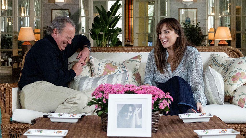 Tamara Falcó abre las puertas de su casa familiar a Bertín Osborne, mañana en 'Mi casa es la tuya'
