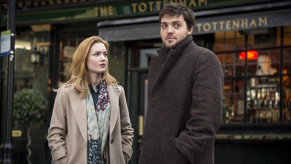 'Cormoran strike', serie que lleva a la pequeña pantalla las novelas policiacas de J.K. Rowling.
