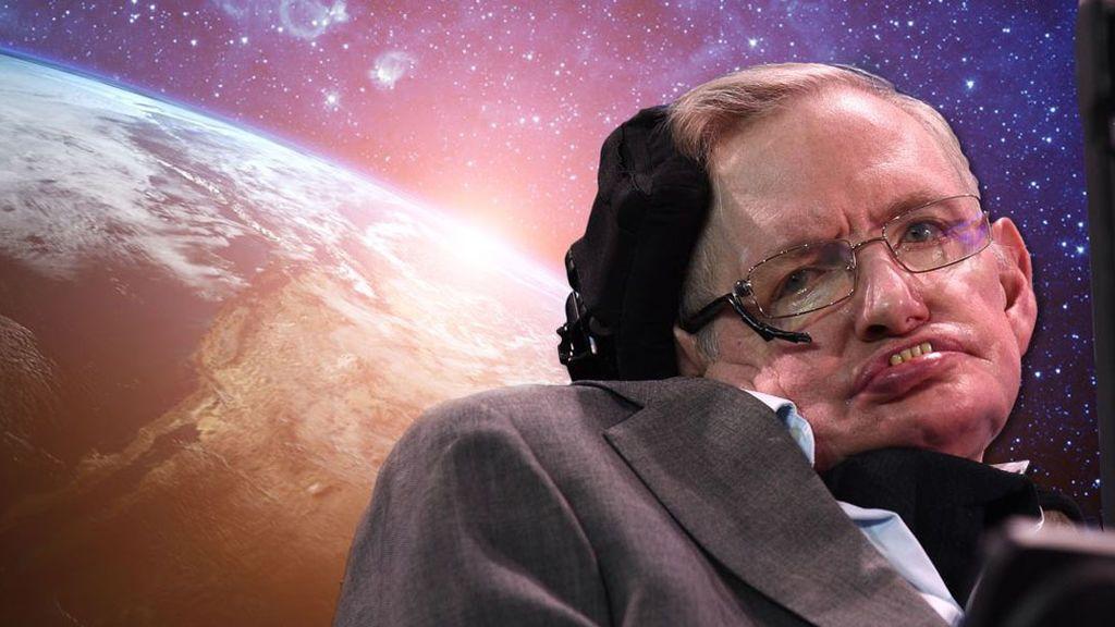 Del laboratorio a la gran pantalla: Stephen Hawking, un genio convertido en icono pop