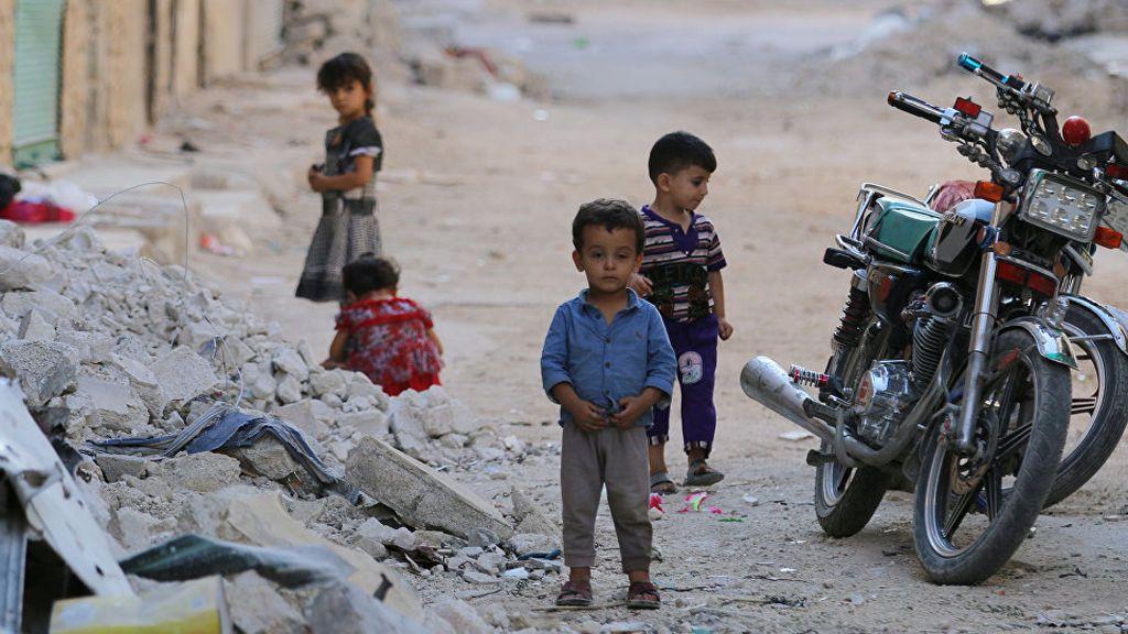 """Más de 15.000 niños muertos en siete años de guerra en Siria: """"2017 fue el año más mortífero"""""""