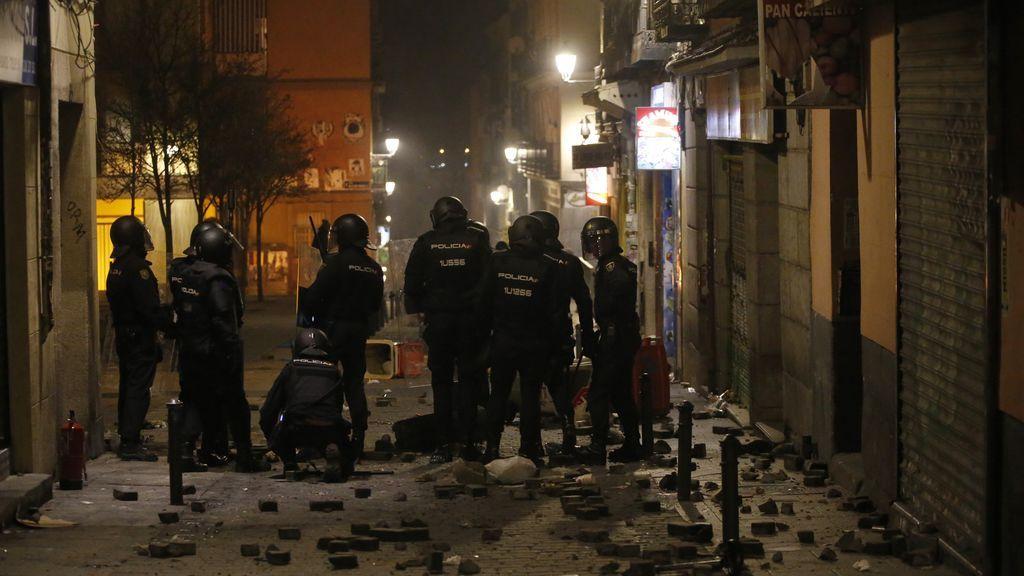 """El director de la Policía lamenta que se """"radicalizara"""" la muerte """"seguramente fortuita"""" del 'mantero' en Lavapiés"""
