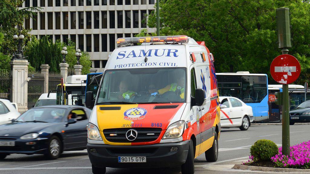 Cómo actuar ante un vehículo de emergencia