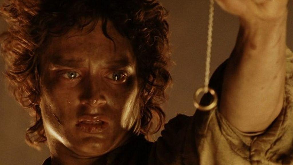 Elijah Wood interpreta a Frodo en la película 'El Señor de los Anillos'