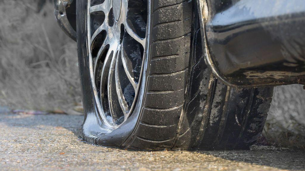 ¿Por qué se deshinchan los neumáticos?