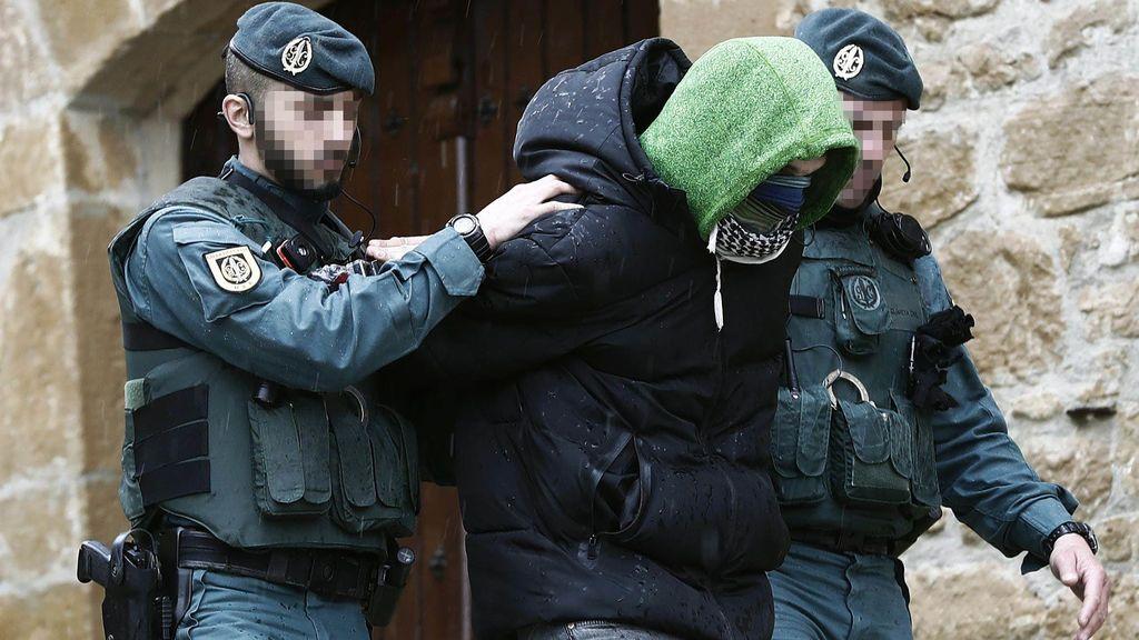 Prisión provisional por delito de terrorismo para el joven detenido en Navarra