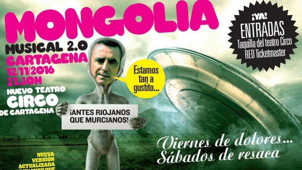 Publicación por la que el torero Ortega Cano denunció a 'Mongolia'.