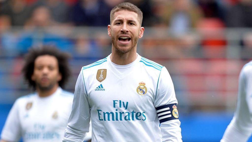 Alimentos que debes evitar para no sufrir un apretón como el de Sergio Ramos ante el Éibar