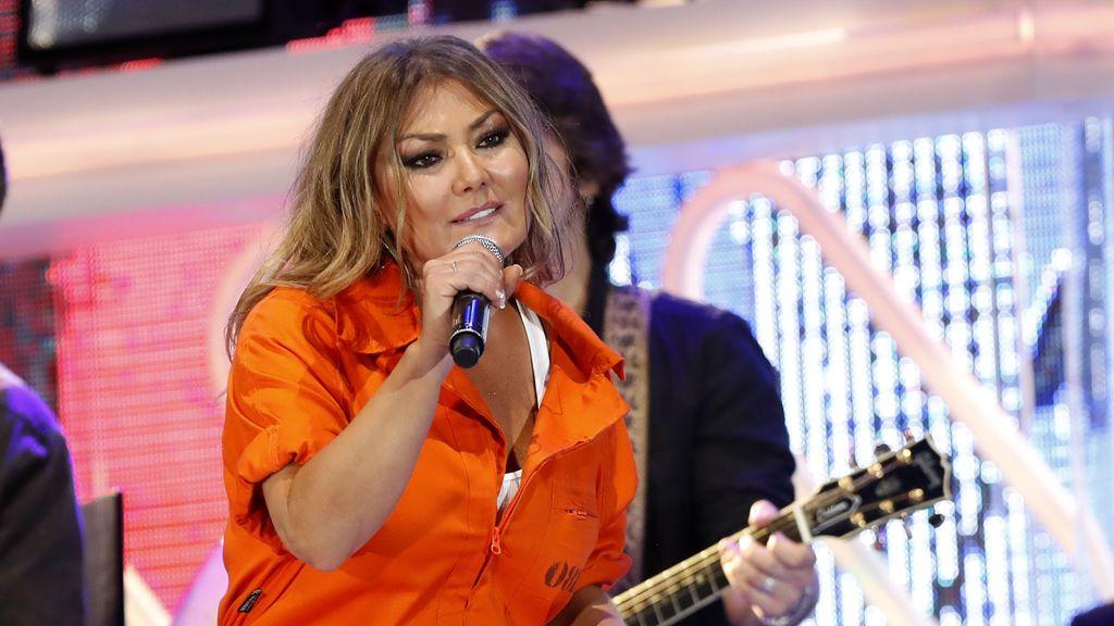 """Amaia Montero sorprende con su """"nueva cara"""""""